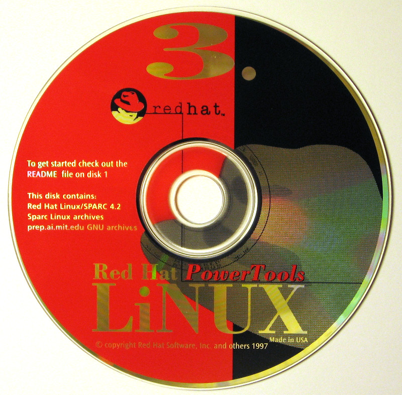 Linux Red Hat 4.2